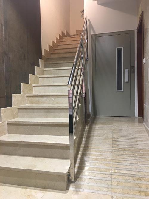 mantenimiento ascensor sueca