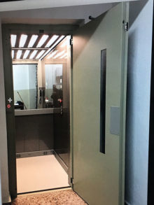 mantenimiento ascensor alfafar