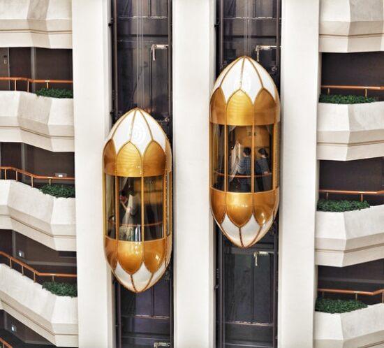 elevador espectacular
